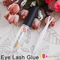 Wholesale Water proof Pro Double Eyelid False Eyelashes Eye Lash Glue Black Beauty A
