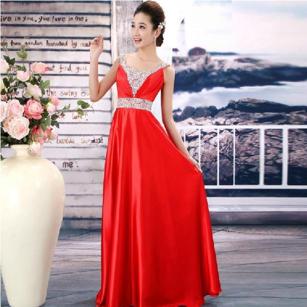 long evening dress formal party dress