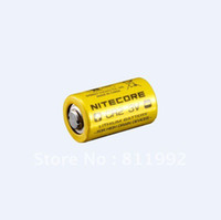 CR2   Free shipping Nitecore CR2 Lithium Battery(DO NOT RECHARGE)