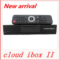 Wholesale cloud ibox HD cloud ibox enigma support IPTV YouTube wifi cloud ibox2 with v3 satellite receiver