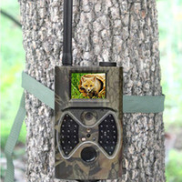 QLM Yes Yes 940NM IR mms trail camera gprs gsm hunting camera with external antenna