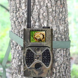 Canada 940NM IR mms trail camera gprs caméra de chasse gsm avec antenne externe Offre
