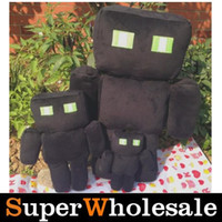 Wholesale Minecraft JJ blame Creeper Enderman Soft Plush Doll Collection Gift cm cm cm