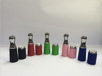 Cheap Electronic Cigarette solid vaporizer atomizer Best Atomizer Red 5 colors Optional