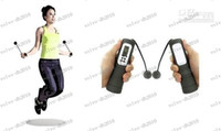 Wholesale LLFA3451 Fedex Wireless Rope Diet Jump Jumping Rope Skipping Calorie Counter Exercise