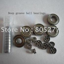 Wholesale 50pcs ZZ Deep groove ball bearing