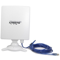 Wholesale Waterproof WiFi Adapter Kasens KS N9600 MW dBi Panel Antenna Mbps Outdoor USB Wireless Adapter M GHz b g n