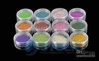 Wholesale New Beautiful many colors nail art caviar manicure steel ball caviar beads caviar nail art