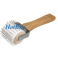 Wholesale Uncapping Stainless Needle Roller Honeycombs Extracting Bee Keeping Equip Tool