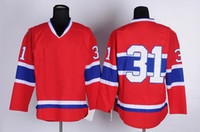 Wholesale Carey Price Canadiens Jersey Red Ice Hockey Jerseys Discount Top Sellers Hockey Uniform Shirts Team Sportswear Best Athletic Apparel