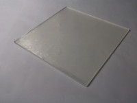 Wholesale Acrylic Sheets Clear x100x5mm Plastic Transparent Business Card Plexiglass Photo Frame Perspex