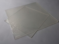 acrylic clear sheets - Acrylic Sheets Clear x200x5mm Plastic Transparent Business Card Plexiglass Photo Frame Perspex