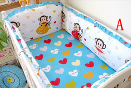 Wholesale All Lovely Children s Wolrd Crib Baby Bedding Baby Bed Crib Bedding Set Crib Bedding Sets Baby Crib Bedding Sets