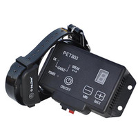 Wholesale Electronic Pet Fence System Dog Training Remote Control Collar IS PET803