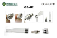 Electronic Cigarette Atomizer Core GS H2 Atomizer Top Quality GS H2 Atomizer replacement Coil GS-H2 Clearomizer replace Head Core e cigarette from Opec
