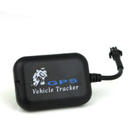 Wholesale Mini GSM GPRS GPS Vehicle Tracker Locator Car Alarm Quadband GSM Security System Global Real Time GPS Tracker Tracking Device Newest