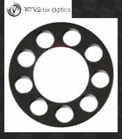 Handguard Rails   Vector Optics AR15 M4 Front End Cap for 0.750 or 0.936 Inch Barrel .223 5.56 Free Floating Quad Rail