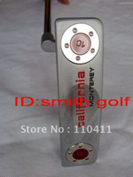 Wholesale hot free ship golf clubs golf putter california monterey putters inch inch inch with heacover
