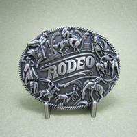 Yes western belt buckles - Silver Plated Rodeo Cowboy Western Belt Buckle BUCKLE WT083SL Brand New In Stock