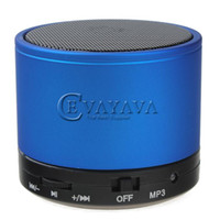 Wholesale S10 Bluetooth Speaker with MIC TF Card Slot Fashion Portable Rechargeable Wireless BT EDR Mini Speaker
