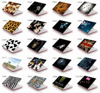 Wholesale Many design Laptop Sticker Skin Cover For quot quot quot quot Sony Toshiba HP Dell Acer