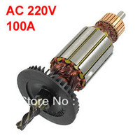 Cheap AC 220V 4 Teeth Drive Shaft Motor Rotor Armature Part for Bosch 100