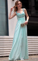 Model Pictures Chiffon Sleeveless Special Offer DORISQUEEN(DORIS) 30662 Sweet heat off shoulder chiffon formal party dresses 30662