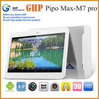 Wholesale Hot Pipo M7 pro inch IPS Android G WCDMA GSM Tablet PC GB GB RAM RK3188 Quad Core GHz BT MP