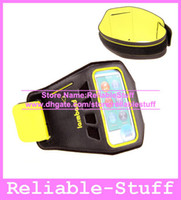 Wholesale Durable Arm band Sport Armband Running Gym Strap Cover Case Holder for Apple iPod Nano Nano7 IPN7C07