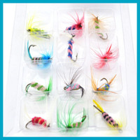 New fishing products supplies Colourful Fishing lure hooks w...