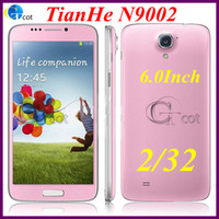 6.0 Android 2G 2GB RAM android phone 32GB ROM N9002 N9000 MTK6589T Quad Core note 3 shape 6.0Inch HD Screen 1.5GHz 13.0MP Android 4.2 3G smartphone xmas