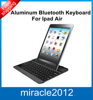 Wholesale Aluminum Bluetooth V3 Keyboard For Ipad5 Wireless Bluetooth Keyboard For Ipad Air