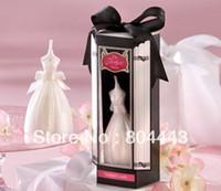 Wholesale Hoilday sale wedding favor quot The Perfect Dress quot Scented Candle