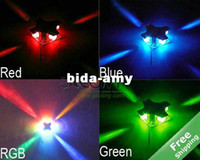 Wholesale LED wall light W White Warm white Red Green Blue RGB for option Outdoor decoration Waterproof