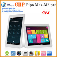 Wholesale Pipo M6 pro mAh G Quad core tablet pc Android RK3188 GHz inch IPS Retina x1536 GB RAM GB ROM GPS HDMI Blutooth OTG