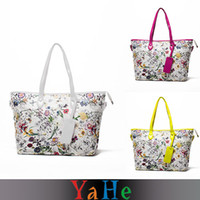 Wholesale New Fashion Women s Handbags Lady s Street Bags Cheap Tote Shoulder Bags Shopping Bag Colors YAHE Brand WB3048