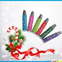 2013 Christmas Electronic Cigarette Battery E Cigarette Battery E Cig Battery Electronic Cigaretttes Battery Free Shipping