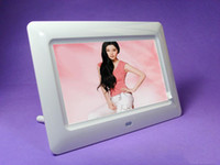 Wholesale LCD Digital Photo Frame With MP3 Player Surpport SD MMC MS U DISK