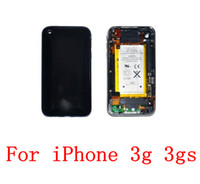 3gs 16gb - Best Quality For iphone G GS GB GB GB back Cover housing with Front Bezel Frame and Battery Sim Tray Full Set Assembly