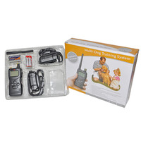Wholesale Dog Training amp Obedience Electronic Remote Control Dog Training Collar Barking Controller