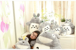Wholesale Best quality Totoro Plush Toy My Neighbor Totoro Best Totoro Plush Toys Plush Doll Movies amp TV amp Cartoon amp Video
