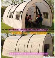 Wholesale Outdoor camping tent big tunnel tent outdoor products