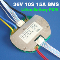 Wholesale S PCM V A BMS used for electric bicycle lithium battery assembly