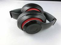 Wholesale New arrival Latest DJ Headphones High Quality Headphone With Noise Cancelling Headsets Black Red White With Control Talk seven eleven
