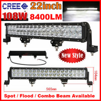 30 Degree led light cup - 2014 quot W LED W CREE LED Working Light Bar Spot Driving Off Road SUV ATV WD x4 Flood Combo Beam V LM JEEP Reflection Cup