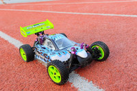 Wholesale HSP BAJA WARHEAD NITRO WD SPEED RC CAR with G radio control