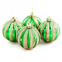 Wholesale Dia cm HOT Sale Color Christmas Ball Garland Decoration Christmas Ornament SD106
