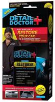 Wholesale Detail Doctor Instant Restorer Renew Vinyl New Leather Car Wipe