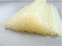 Wholesale Hot melt glue stick keration glue stick translucence glue stick L30cm W11mm MOQ is pieces