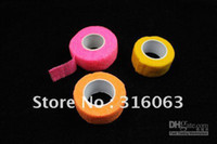 Wholesale AB840 Roll Flex Wrap Finger Bandage Nail Art Finger File Protection Wrap Tape